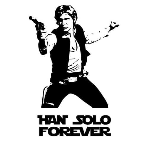 Solo forever illustrations by oldtee.com
