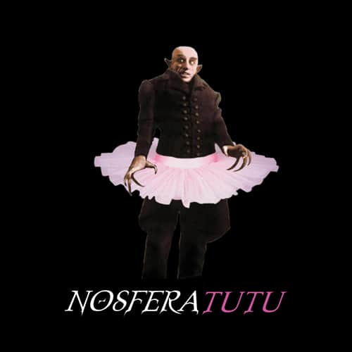 Nosferatu illustrations oldtee.com