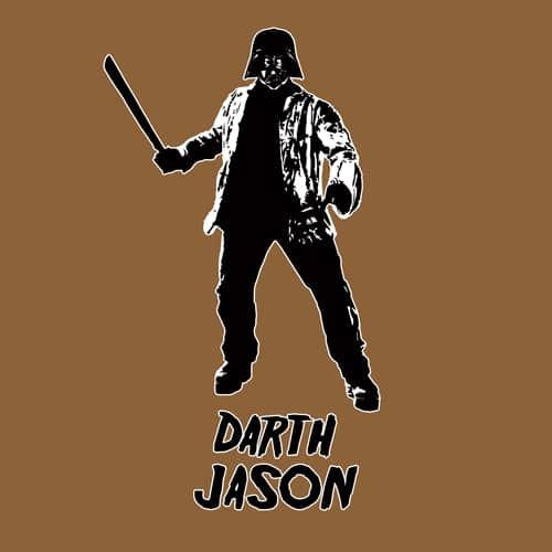 Darth Jason illustrations by oldtte.com