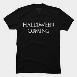 Halloween is Coming by oldtee.com