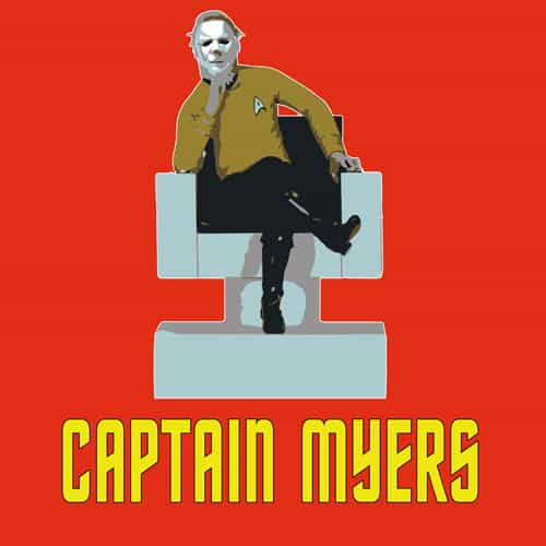 Captain Myers by oldtee.com