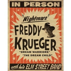 Freddy in Person By oldtee.com vintage crossover