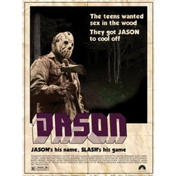 Jason Shaft By oldtee.com vintage crossover