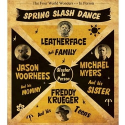 Spring Slash Dance By oldtee.com vintage crossover