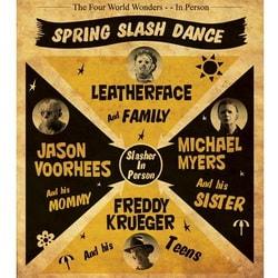 Spring Slash Dance By oldtee.com vintage crossover