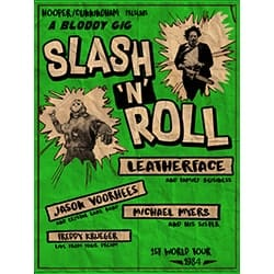 Slash n Roll By oldtee.com vintage crossover